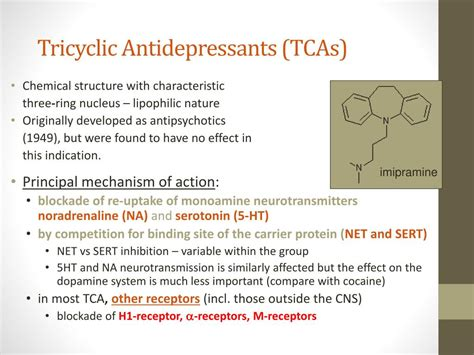 PPT - Antidepressants other drugs used in affective