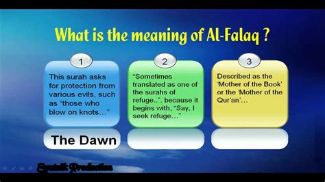 Islamic General Knowledge Quiz - Part 3 of 3 - YouTube