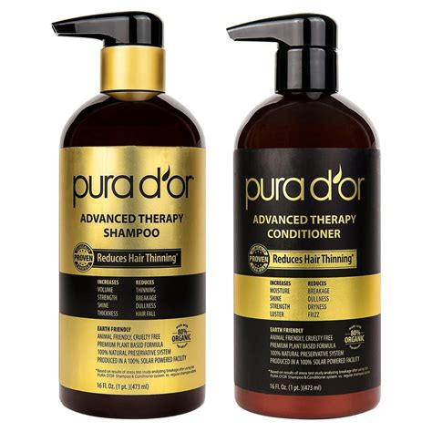 Best Shampoo for Hair Loss and Hair Growth For Men and Women