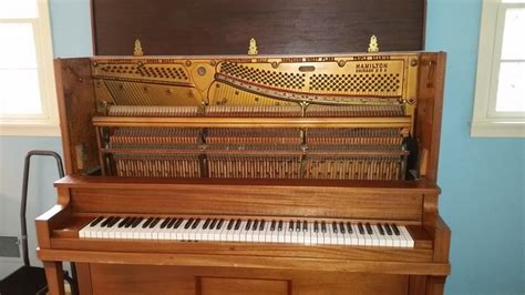 We Have A House Of Baldwin Hamilton Upright Player Piano