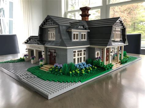 This Etsy Store Will Recreate Your House As A LEGO Set
