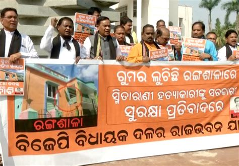 Day 5: Congress stalls assembly proceedings over farmers