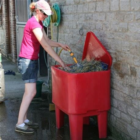 120 litre Hay Soaker - Horse Jumps For Sale