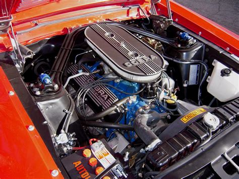 1968 SHELBY GT350 H FASTBACK - 82619