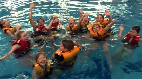YMCA Swimming Lessons - YouTube