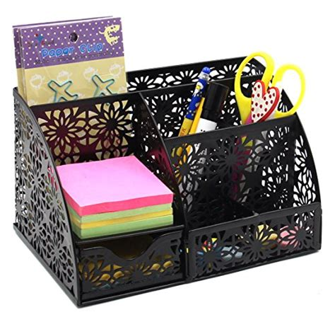 EasyPAG Office Desk Organizer with 6 Compartments Best