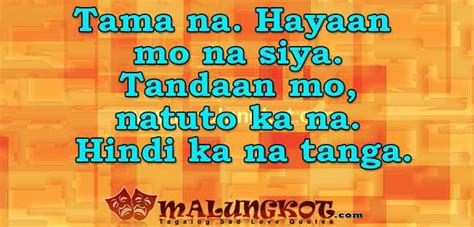 Best Hugot Quotes Collections by malungkot