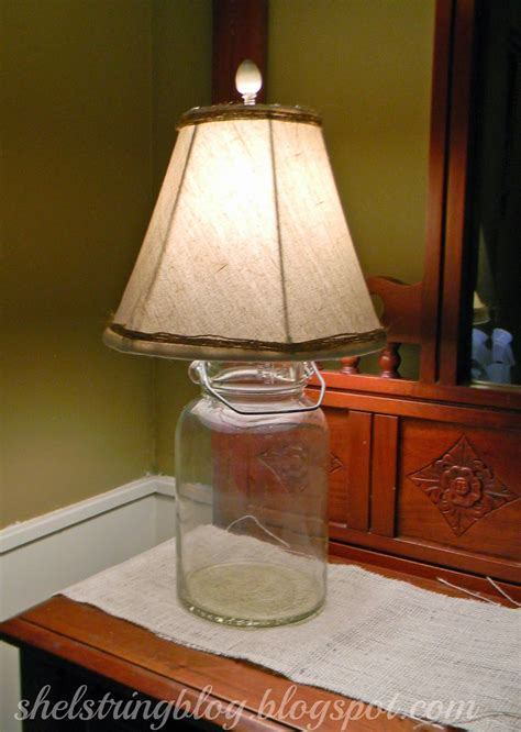 How to Make your own Lamp - Live Creatively Inspired