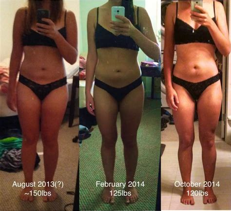 Female, 5 foot 4 (163 cm), 150 lbs to 120 lbs (68 kg to 54 kg)