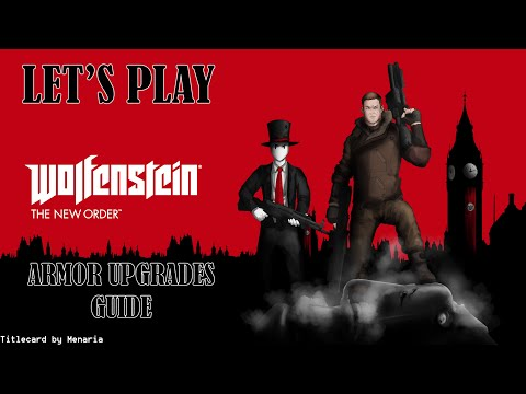 The New House   Secrets - Wolfenstein: The New Order Game