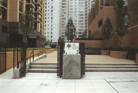 145 West 67th Street - Privately Owned Public Space (APOPS)
