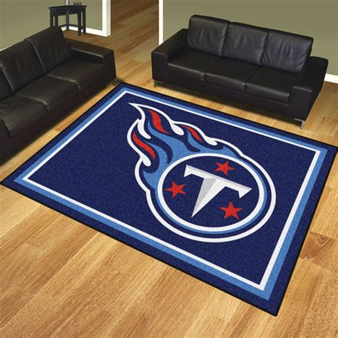 Tennessee Titans Area Rugs | NFL Logo Mats