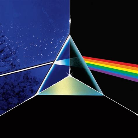 Pink Floyd Dark Side of The Moon 40th Anniversary Cover