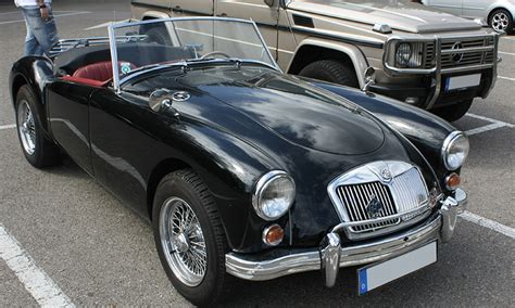 Want To Sell Your 1955-1962 Morris Garages MG-A? Ask