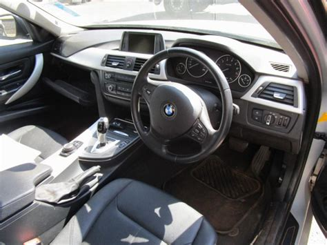 Repossessed BMW 3 Series 316I A/T (F30) 2013 on auction