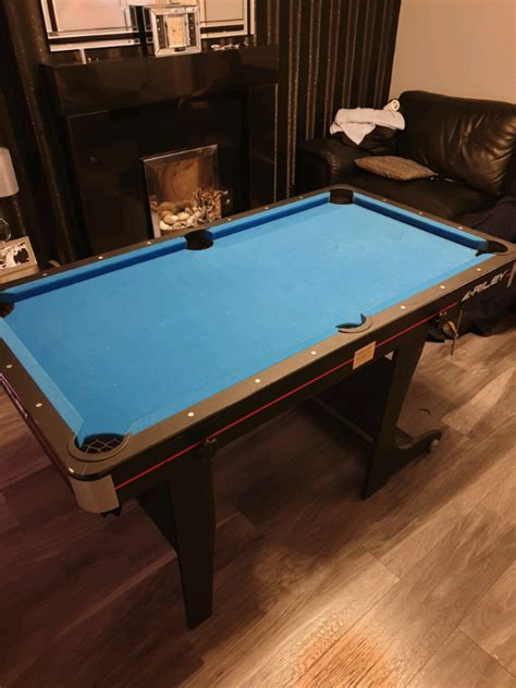 Riley's fold up pool table | in Bellshill, North