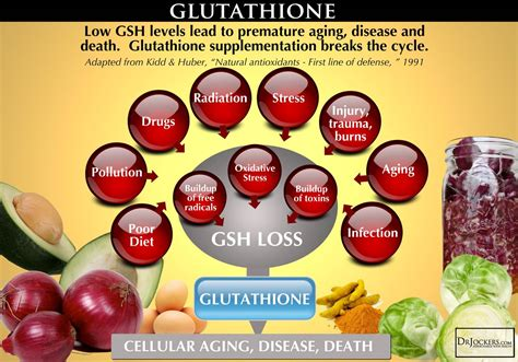 5 Ways to Improve Glutathione Levels Naturally - DrJockers