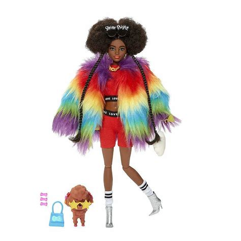 Barbie Extra new fashion dolls 2020 are available for