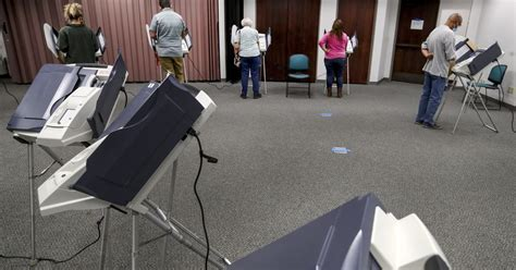 Election 2020's early voting controversy, explained