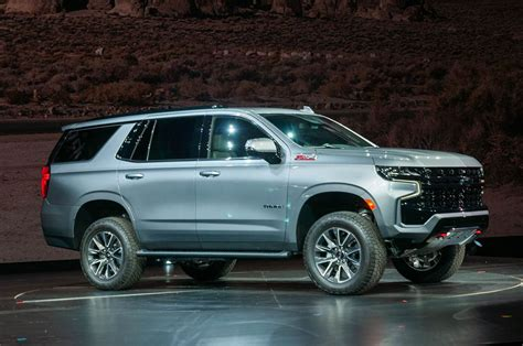 2022 Chevy Tahoe Concept 2021 2019 Model Towing Capacity