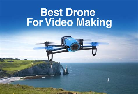 Top 10 Best Quality Drones for Photography & Video
