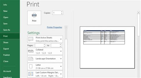 How to Use Print Titles in Excel