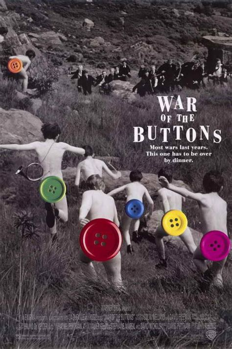 War of the Buttons Movie Posters From Movie Poster Shop