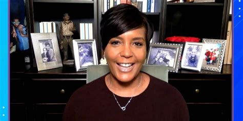 Atlanta Mayor Says It Made Her 'Heart Sink' To See Hair