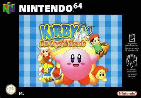 Kirby 64: The Crystal Shards Details - LaunchBox Games