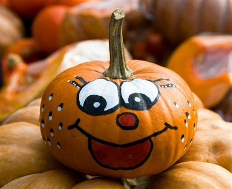 Decorating Pumpkins Without Carving Them | ThriftyFun