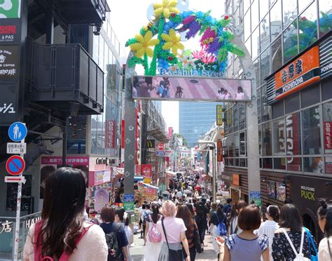 Takeshita- Street | The Official Tokyo Travel Guide, GO TOKYO