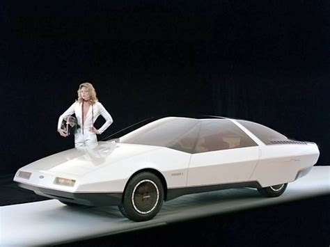Amazing Futuristic Concept Cars of the 1970s – Old Concept