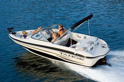Research Tahoe Boats on iboats