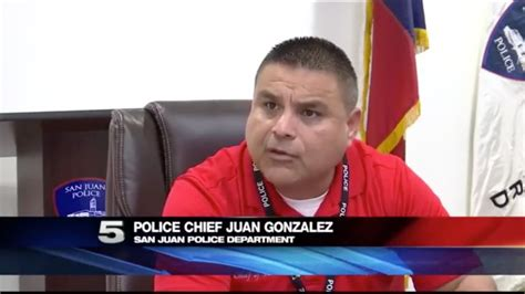 San Juan police chief placed on paid administrative leave