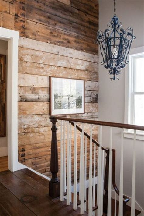 Amazing 10+ Cheap and Easy DIY Shiplap Wall Inspiration