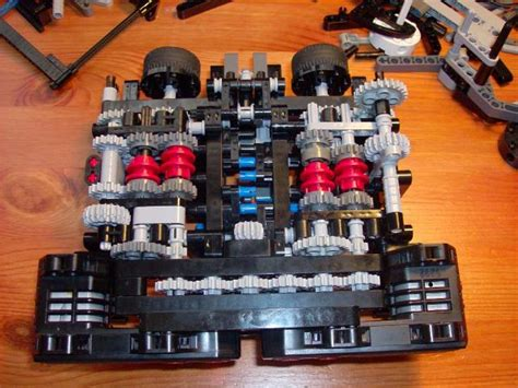 New Porsche 911 Built from LEGO with PDK Gearbox [Photo