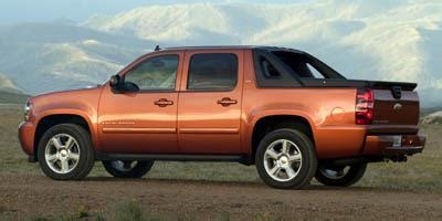 2007 Chevrolet Avalanche Values- NADAguides