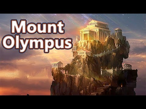 Mount Olympus God of War Ascension Wallpapers | HD