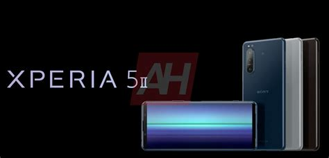 Exclusive: The Sony Xperia 5 II Android Smartphone Leak