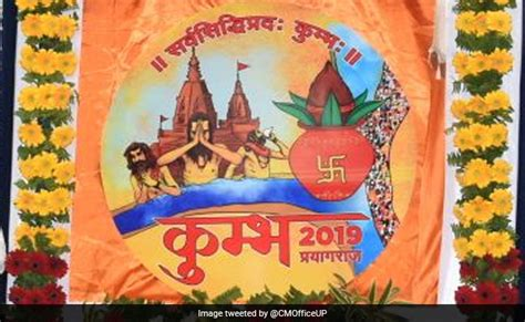 Kumbh Logo Before Films In UP Halls To Highlight Religious
