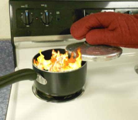Cooking Fire Safety - Fire | seattle