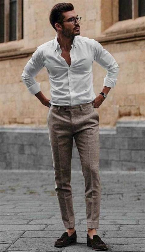 25+ Casual Office Outfits Mens to Look Cool at Work