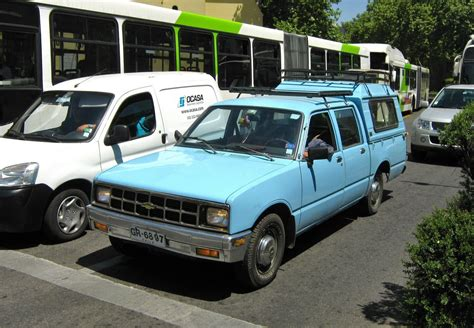Chevrolet LUV 1988: Review, Amazing Pictures and Images