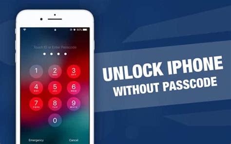 How to Unlock iPhone 11/XR/XS/X/8/7/6 without Passcode