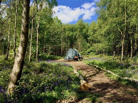 Pegs and Pitches campsites - find the group's camping sites