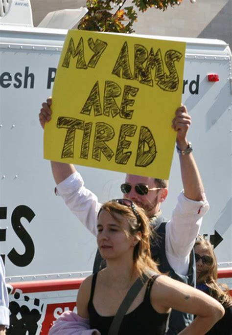 Protest Trolls ~ Funny Signs to Make Ya Think or Laugh