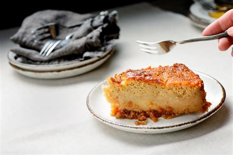 Persimmon Pudding Recipe - NYT Cooking