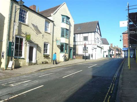 Office To Rent In Old Street, Ludlow, Shropshire, SY8