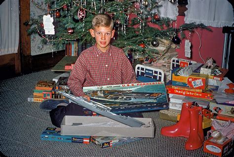 A Merry Mundane Christmas from the 1950s
