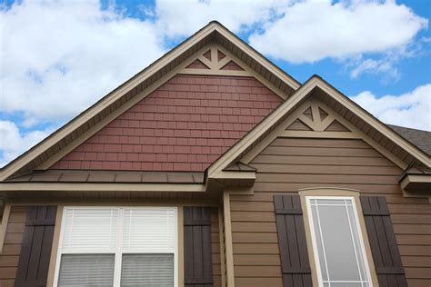 Products: Siding & Soffit — Meek's Lumber and Hardware